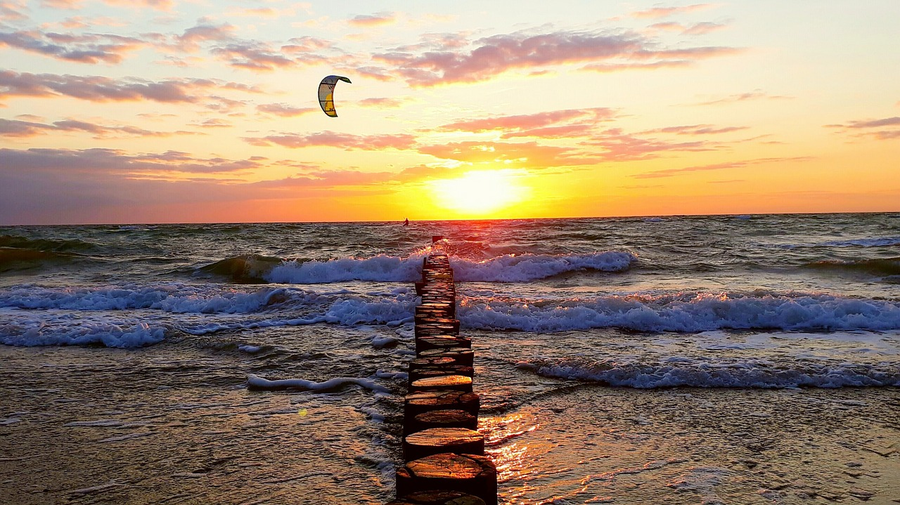 Kitesurfing in Canary Islands